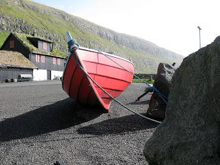 færøsk-båd